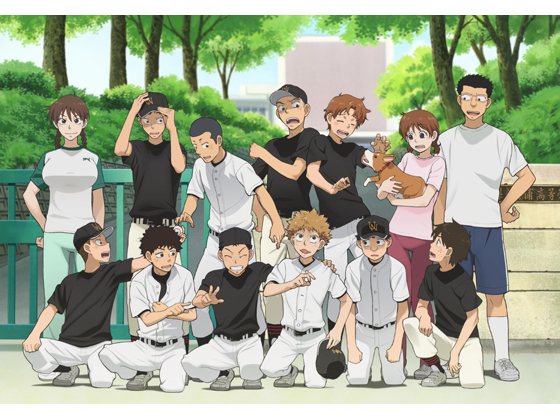 『ベスト・オブ・おおきく振りかぶって~夏のスコアブック~』が発売