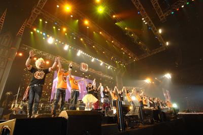 昨年の盛り上がりを超える感動に期待だ!(写真は昨年の模様)<br />(C)Animelo Summer Live 2009/DWANGO