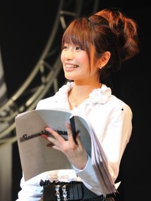 後半は稲村優奈さんが、はりけ~んず前田さんと共に司会として登場!