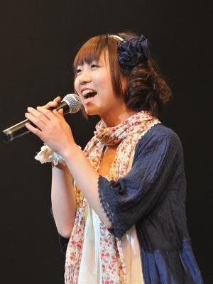 『魔法少女リリカルなのは』シリーズ、ヴィータ役の真田アサミさんは、長いつきあいのこげどんぼ*さんによるイラスト化に感激した様子。