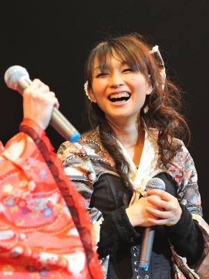 「いっせーの! のところを会場みんなが言ってくれて、ひとつになったみたいでした」と語った今井麻美さん。