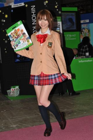 東京国際アニメフェア2010、ビジネスデーコンパニオン特集!