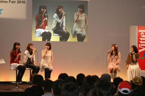 【TAF2010】一騎当千&真・恋姫†無双コラボイベント開催!