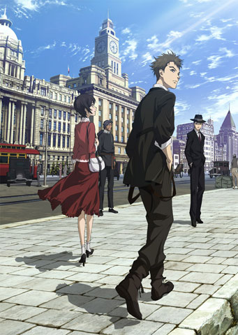 TVアニメ『閃光のナイトレイド』BD&DVD発売決定!