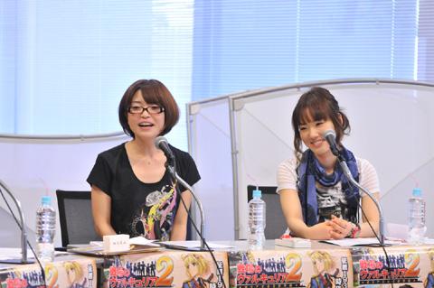 Webラジオ「戦場のヴァルキュリア2」公開録音イベントレポート!