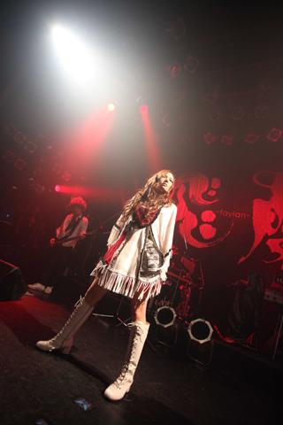 飛蘭さんがソロライブ『飛蘭-THE LIVE 01-』を開催!
