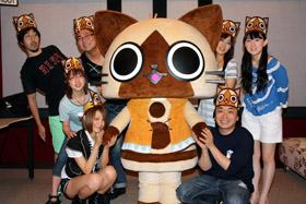 モンハン人気キャラ・アイルーが活躍するTVアニメのアフレコキャストコメント到着の画像-1