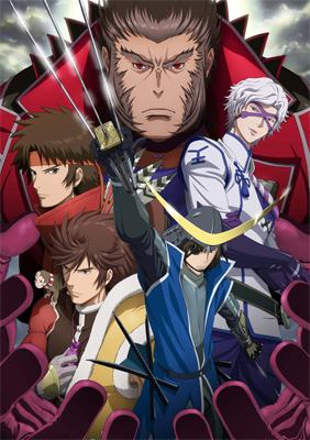 TVアニメ『戦国BASARA 弐』DJCDが9月23日に発売決定