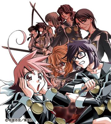 『はやて×ブレード』キャラクタードラマCD全3巻リリース決定