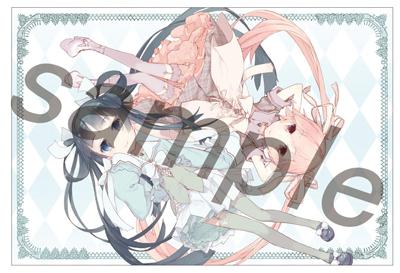 第1巻 初回生産特典 ポストカード(2)※画像はサンプルです
