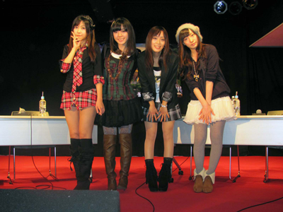 「聡美と羽衣のR@DIO ONCE」公開録音イベントレポート