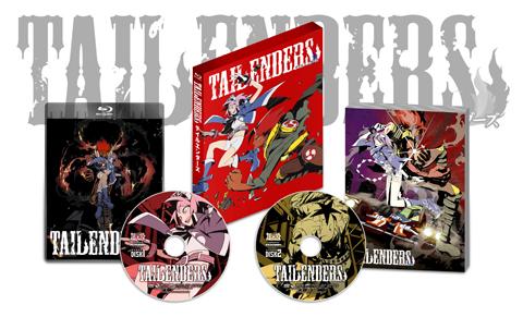 <b>Blu-ray&DVD『テイルエンダーズ』</b><br />2011年1月28日発売<br />価格:Blu-ray限定版(初回限定生産)7140円(税込)/Blu-ray(通常版)5040円(税込)/DVD3990円(税込)<br />販売元:角川映画