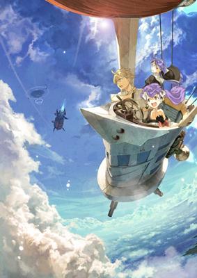 TVアニメ『フラクタル』のOP&EDテーマが決定!