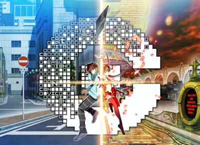 4月より放送予定のTVアニメ『C』メインビジュアルを発表