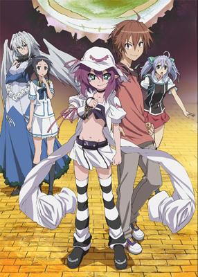 TVアニメ『夢喰いメリー』BD&DVD3月16日リリース