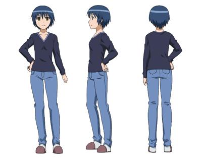 OVA『こえでおしごと!』針江夏実、弘部冬美のキャラ設定画が到着