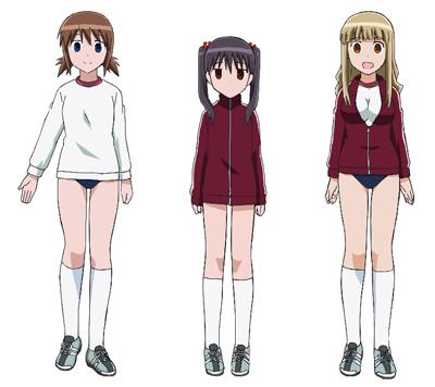 OVA『こえでおしごと!』新たにキャラクター設定画が到着