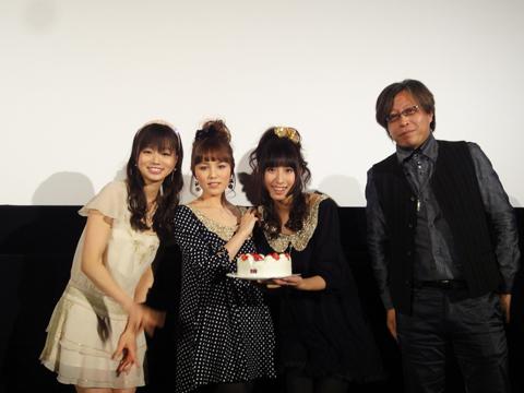 『舞-乙HiME』放送記念オールナイト上映イベントレポート