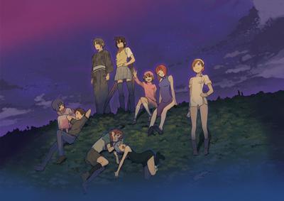 DVD付き限定版『夜桜四重奏』第11巻11月9日発売