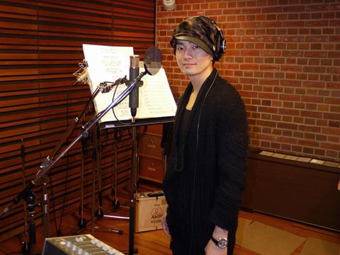 『スタスカ』主題歌レコーディング直後の福山潤さんにインタビュー