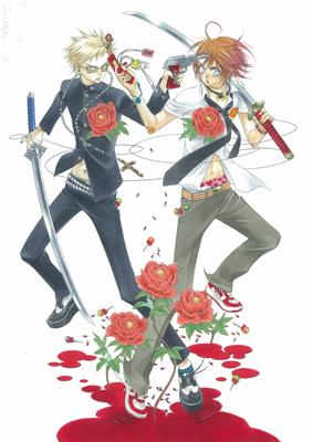 大人気コミックス『ZONE-00』カフェが期間限定でオープン