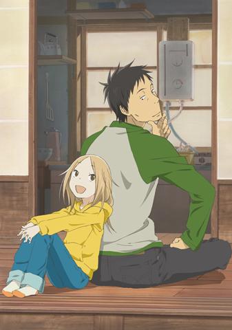 TVアニメ『うさぎドロップ』7月7日より放送開始決定