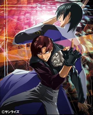 アニメ『スクライド』上映イベント開催&BD BOX発売決定