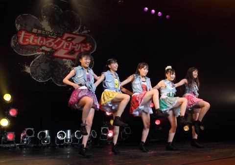 ももクロが Zepp東京でライヴを開催!まさかのサプライズも!!