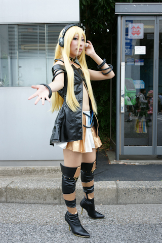 【WF2011[夏]】ワンフェスコスプレイヤー紹介その3