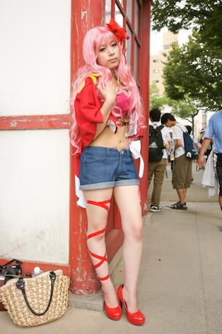 【WCS2011】大須観音のコスプレイヤーさんを紹介!