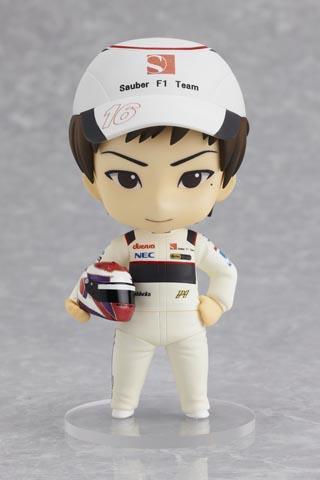 F1日本グランプリ開催記念「小林可夢偉」フィギュア発売!