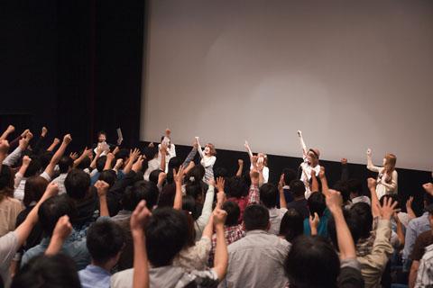 主題歌ライブも!『ましろ色シンフォニー』先行上映会レポート