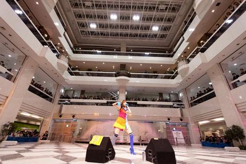 麻生夏子2ndアルバム発売イベントレポ