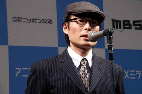 現役のアニメーション監督・ヤマサキオサム氏