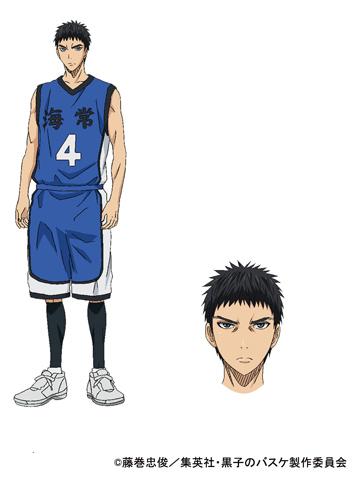 黒子のバスケ(笠松幸男)