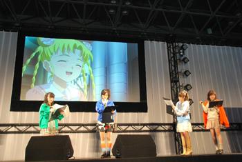 【ACE2012】『モーパイ』&『ラグりん』合同イベント開催