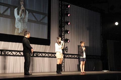 【ACE2012】『ヨルムンガンド』第1話 特別先行上映会レポ