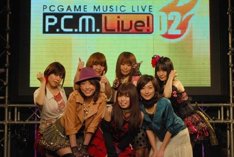美少女ゲーム音楽業界の未来を切り開く歌姫たちの祭典――『P.C.M.Live!』開催迫る!今回はオリヒメヨゾラさん、佐藤ひろ美さん、佐倉紗織さん、μさんの対談をお届け!-11