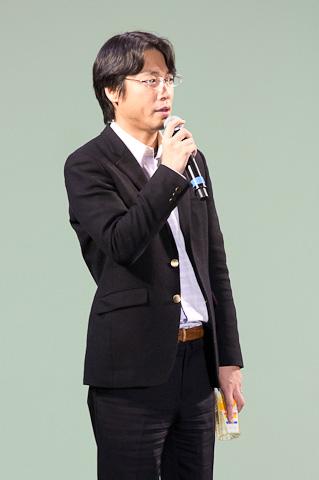 TAF2012・山本寛監督ショートアニメ『blossom』を発表
