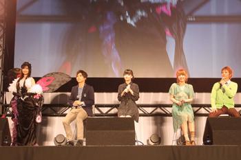 【ACE2012】『アクセル・ワールド』ステージレポ