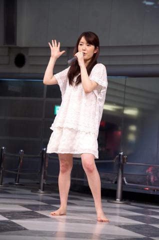 小松未可子さんデビューシングル発売記念イベントレポ
