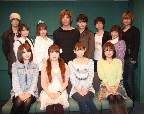 OVA『+チック姉さん』のメインキャスト3名にインタビュー!