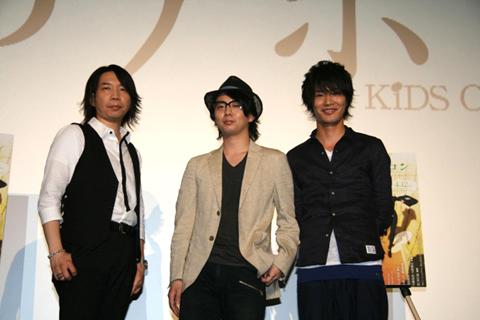 木村さん、細谷さん、諏訪部さん登壇の『坂道のアポロン』イベント