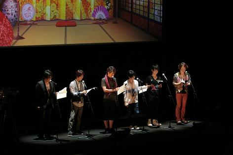 人気テレビアニメ『BRAVE10』イベントに潜入