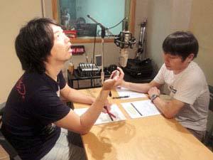 石田彰さん&小西克幸さんの携帯ラジオ10/2スタート!!