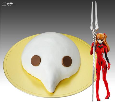 ロンギヌスの槍で食べる「使徒ケーキ」予約受付開始