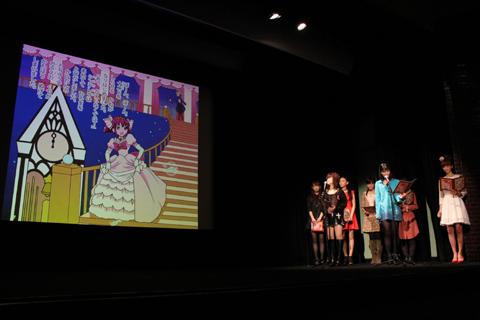 『映画スマイルプリキュア!』完成披露試写イベントレポ
