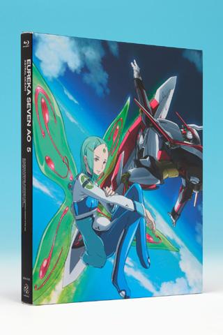 第5巻 Blu-ray初回限定版ジャケット