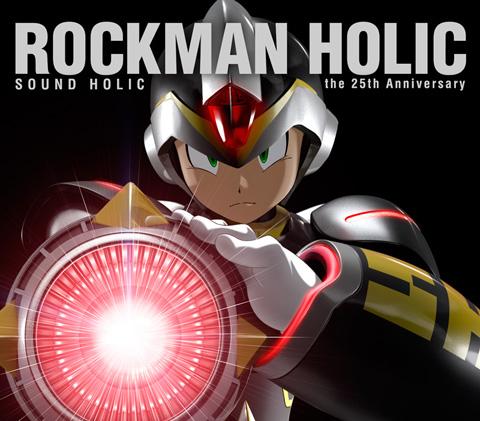 『ロックマン』25周年アルバムに野沢雅子さんも参加決定