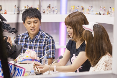 声優・榎本温子さんと石井マークさんが入籍を報告! ご結婚おめでとうございます!-5